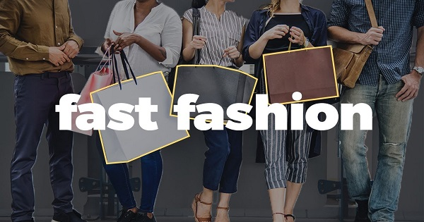 Fast Food as Fast Fashion and Healthy Food as Slow Fashion!