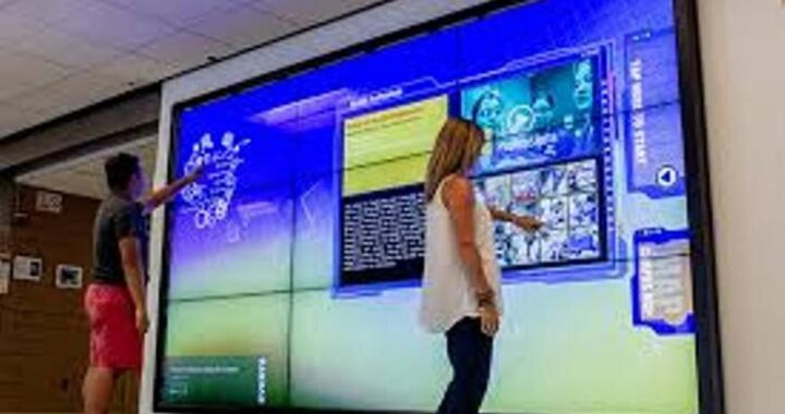 Big Ideas Deserve A Very Large Video Wall Display!