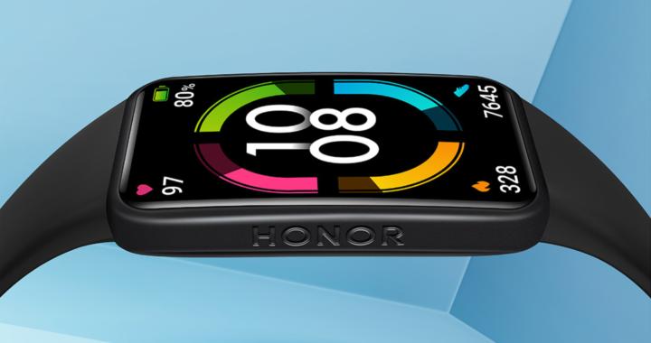 Will HONOR Band 6 Lead Smart Bracelets into the Era of Big Screens?