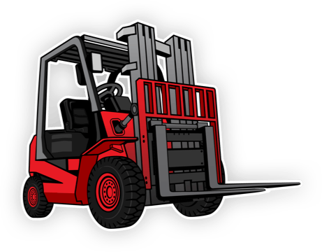 Difference Between Internal Combustion Forklifts and Electric Forklifts