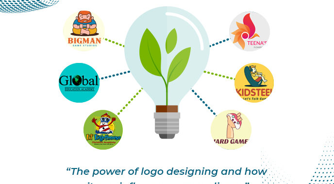 The Power Of Logo Designing And How It Can Influence Your Audience