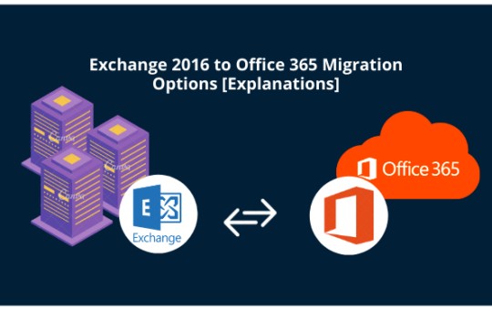 Exchange On-Premise to Office 365 Migration Tool