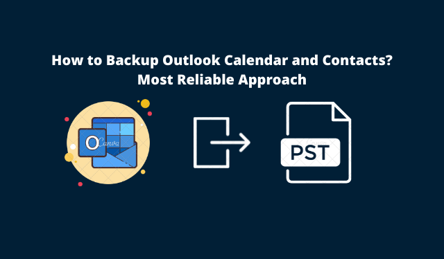 How to Backup Office 365 Calendar. Learn the Expert Solution