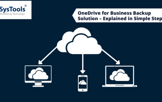 OneDrive for Business Backup Solution – Explained in Simple Steps