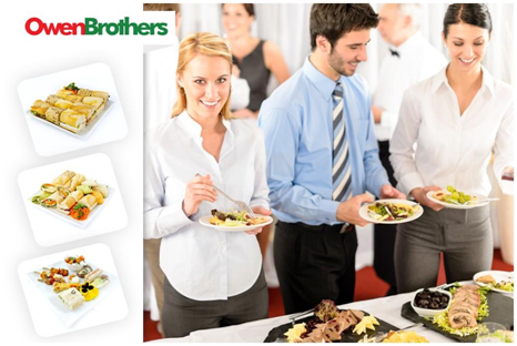 caterers London