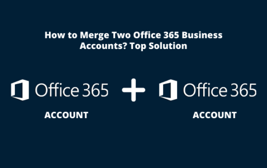 The Office 365 Merge Tool is a multifaceted tool that allows you to merge two distinct Office 365 business accounts at the same time. The tool will sync not just mailbox contents like emails, but also contacts, calendars, and documents across the two Office 365 business accounts. Merging two Office 365 business accounts from the same or different Office 365 domains is possible. You can also choose which accounts should be merged first.