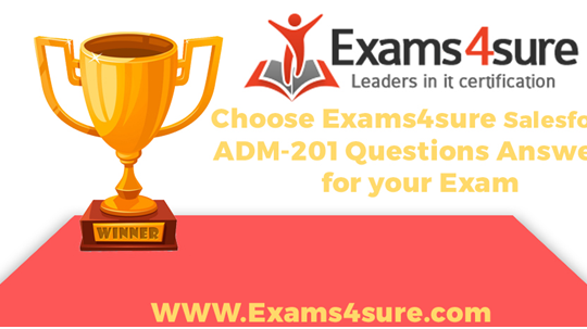 Salesforce ADM-201 Exam Guide