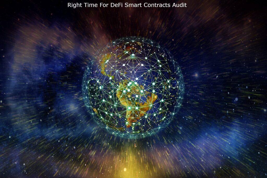 Smart Contracts audit