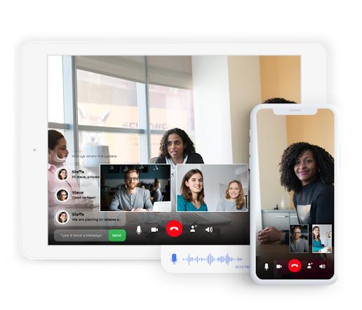 web video conferencing api