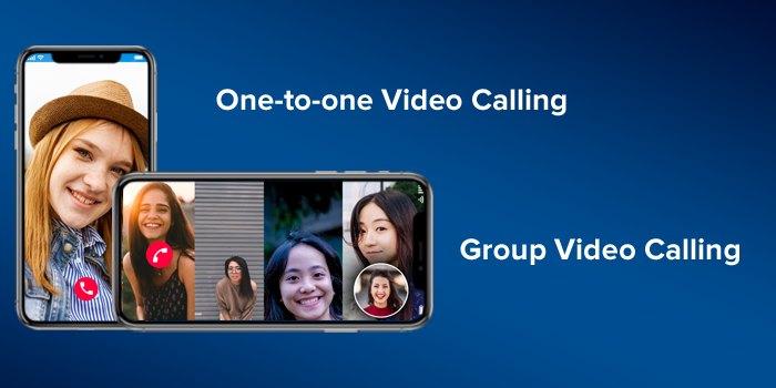 video call chat app